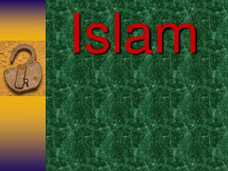 Islam Islam Islam The Muslim population of the world is OVER ...