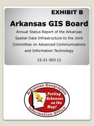 Arkansas GIS Board