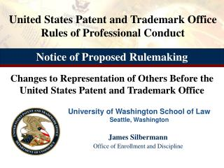 Notice of Proposed Rulemaking