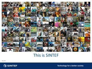 This is SINTEF