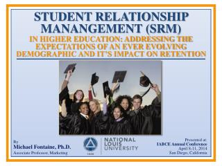 STUDENT RELATIONSHIP MANANGEMENT (SRM)