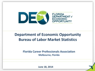Florida  Career Professionals Association Melbourne,  Florida