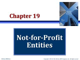 Not-for-Profit Entities