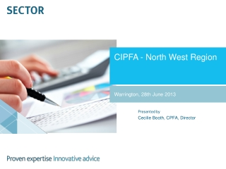 CIPFA - North West Region