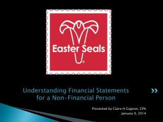 Understanding Financial Statements  for a Non-Financial Person