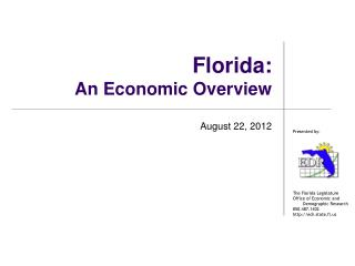 Florida: An Economic Overview
