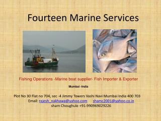 Fourteen Marine Services