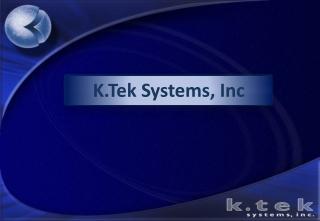 K.Tek Systems, Inc