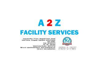 A 2 Z FACILITY SERVICES