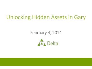 Unlocking Hidden Assets in Gary