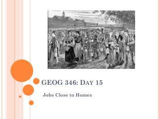 GEOG 346: Day 15