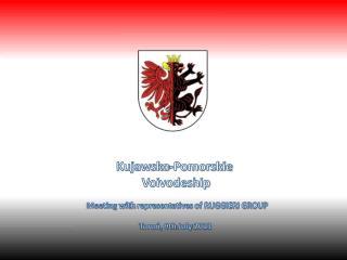 Kujawsko-Pomorskie  Voivodeship