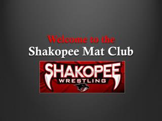 Shakopee Mat Club