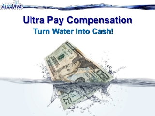 Ultra Pay Compensation