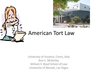 American Tort Law