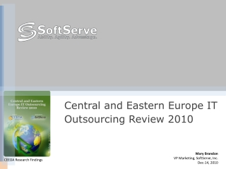 Central and Eastern Europe IT Outsourcing Review 2010