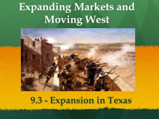 9.3 - Expansion in Texas