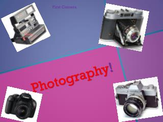 Photography !