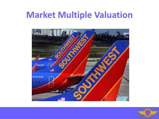 Market Multiple Valuation
