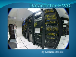 Datacenter HVAC