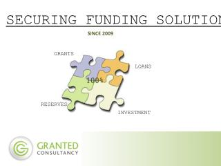 SECURING FUNDING SOLUTIONS