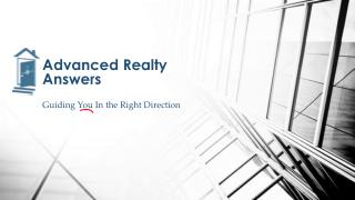 Advanced Realty Answers