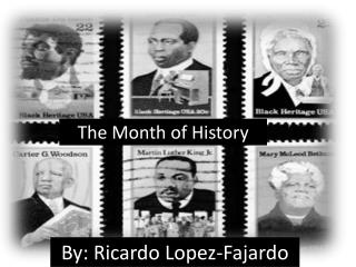 The Month of History