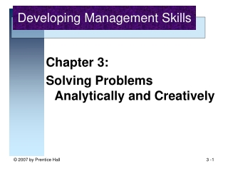 chapter 9 creative problem solving