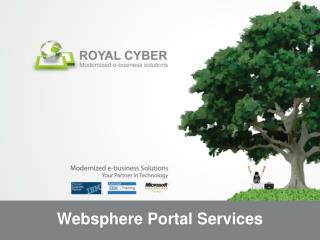 Websphere  Portal Services