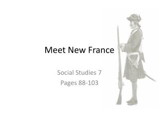 Meet New France