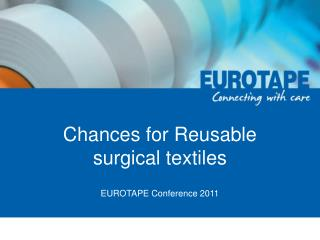Chances for Reusable surgical textiles