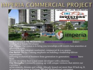 imperia orange, 9810186936, investors clinic