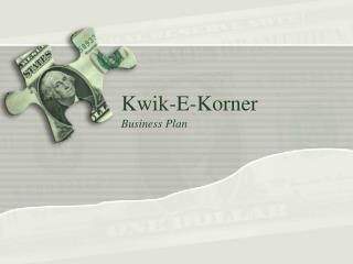 Kwik-E-Korner