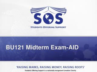 BU121 Midterm Exam-AID
