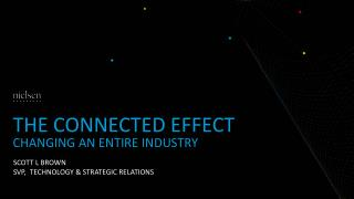 The connected effect Changing An ENTIRE INDUSTRY
