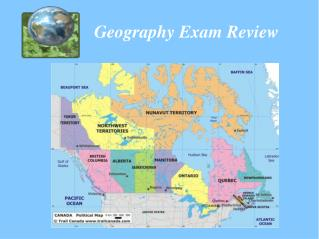 Geography Exam Review
