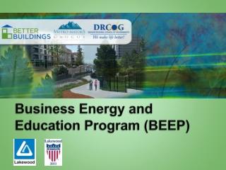 Business Energy and Education Program (BEEP)