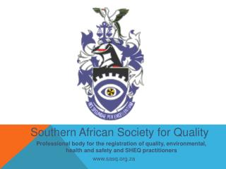 Southern African Society for Quality