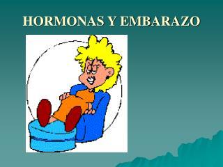 hormonas y embarazo