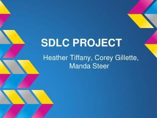 SDLC PROJECT