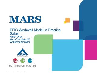 BITC  Workwell  Model in Practice Sales  Helen Wray Mars Chocolate UK Wellbeing Manager