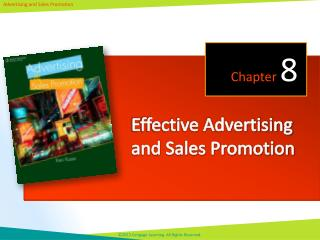 Effective Advertising and Sales Promotion