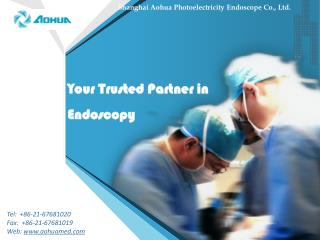 Your Trusted Partner in  Endoscopy