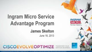 Ingram Micro Service Advantage Program