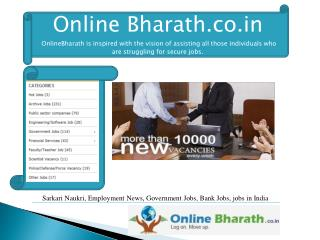 sarkari naukri - employment news :: government jobs in india