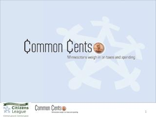 About Common Cents