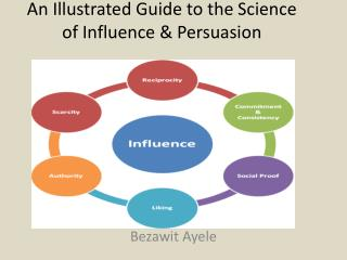 An Illustrated Guide to the Science of Influence & Persuasion