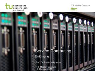 Service Computing Einführung