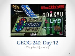 GEOG 240: Day 12