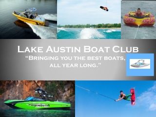 Lake Austin Boat Club